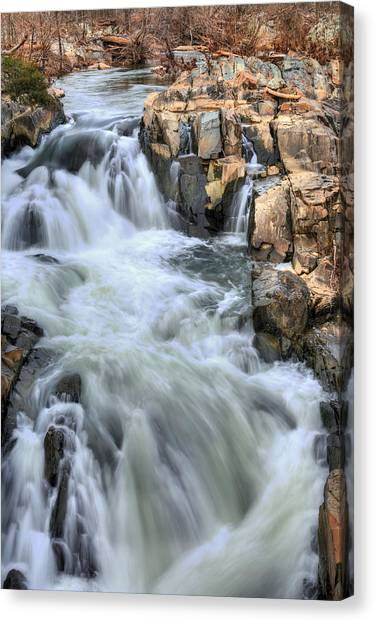Rush Hour Canvas Print by JC Findley