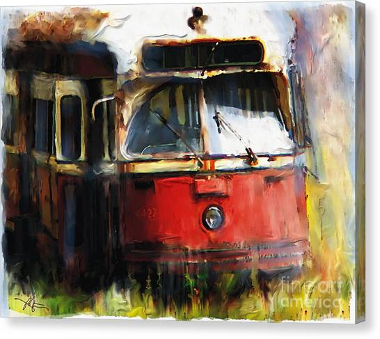 Rust In Peace Canvas Print by Bob Salo