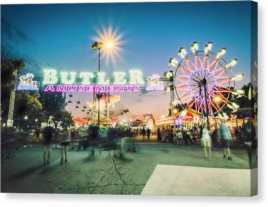 Sacramento State Fair- Canvas Print
