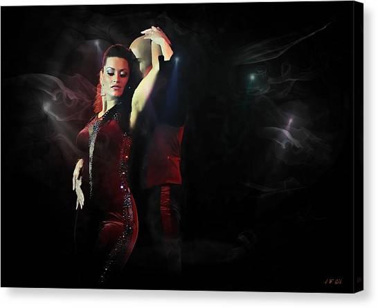 Salsa,salsadancer,salsadance, Canvas Print