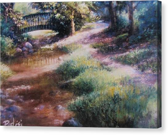 Shupp's Grove Canvas Print