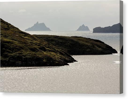 Skellig Islands, County Kerry, Ireland Canvas Print