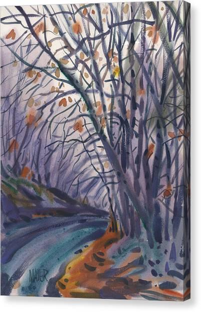 Skyline Drive Canvas Print by Donald Maier