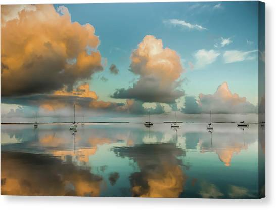 Sound Of Silence Canvas Print