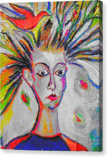 Spring Canvas Print by Noredin Morgan