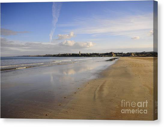 Andrew Canvas Print - St Andrews by Smart Aviation