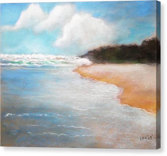 Stradbroke Island Canvas Print