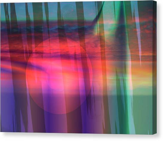 Canvas Print - Sunset by Contemporary Art