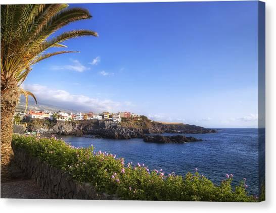 Canaries Canvas Print - Tenerife - Alcala by Joana Kruse