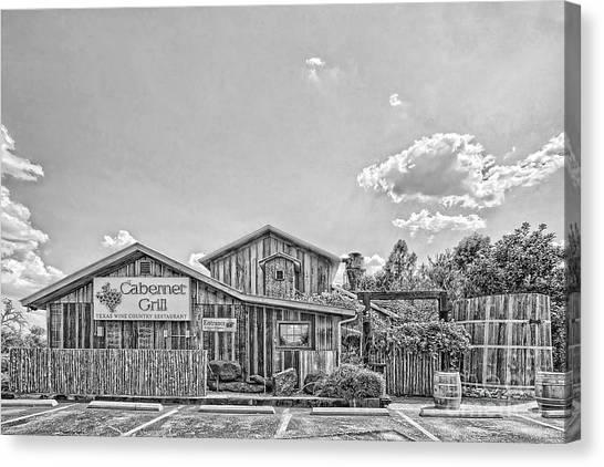 The Cotton Gin Village Canvas Print