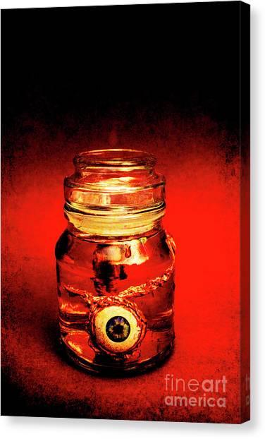 Irises Canvas Print - The Human Evolution by Jorgo Photography - Wall Art Gallery