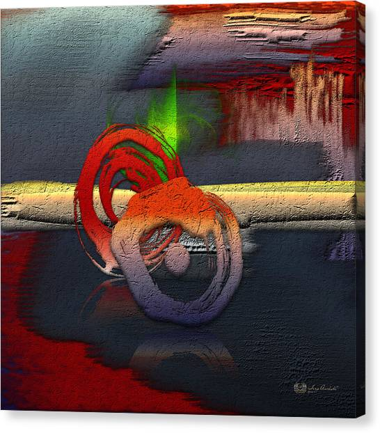 Vivid Canvas Print - The Night Is Young by Serge Averbukh