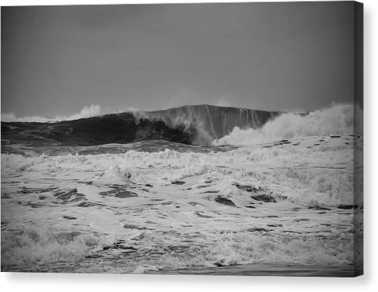 The Pacific Ocean Canvas Print
