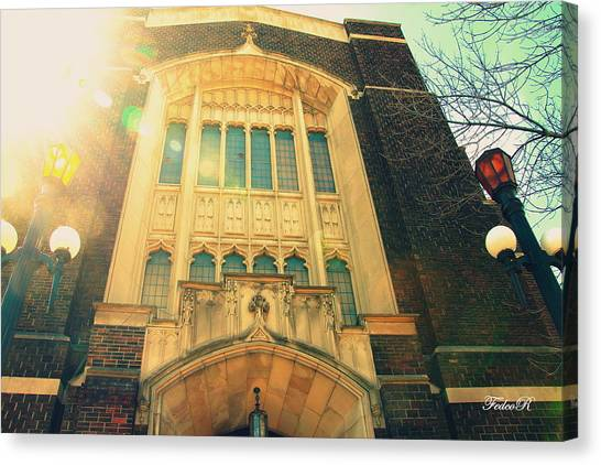 Hammers Canvas Print - The Scottish Rite by FedcoR Productions