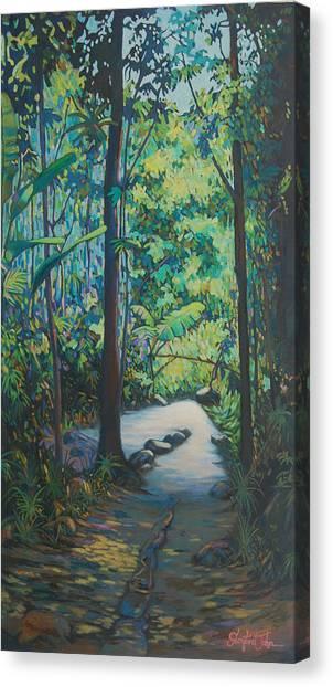 Tropical Bliss Canvas Print