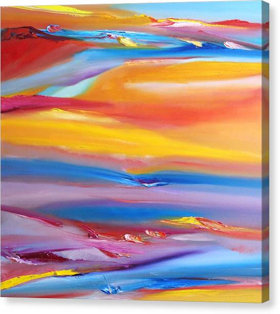 Untitled 66 Canvas Print by David Snider