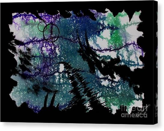Untitled-74 Canvas Print