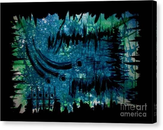 Untitled-98 Canvas Print