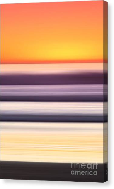 Venice Beach Canvas Print - Venice Steps  -  2 Of 3 by Sean Davey
