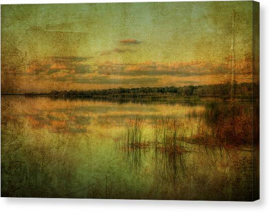 Vintage Florida Canvas Print