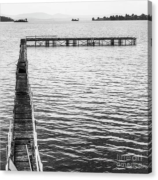 Harbors Canvas Print - Vintage Marine Scene by Jorgo Photography - Wall Art Gallery