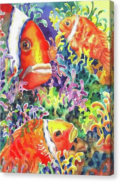 Where's Nemo I Canvas Print