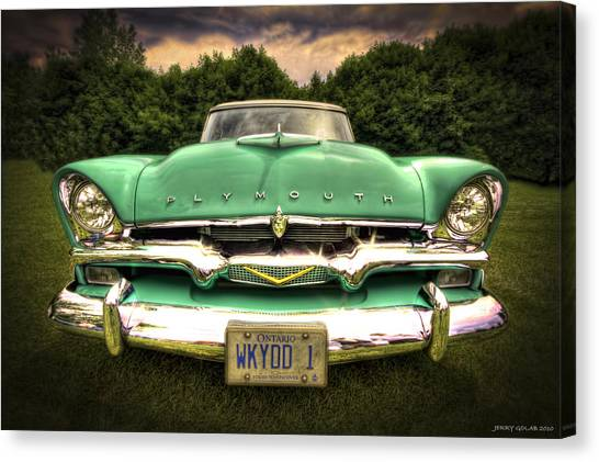 Wicked One Canvas Print