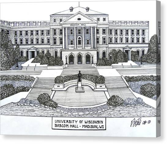 Wisconsin Canvas Print