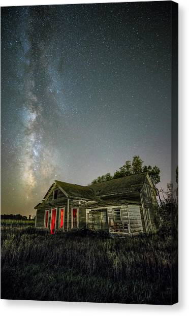 Resident Evil Canvas Print - Yale by Aaron J Groen