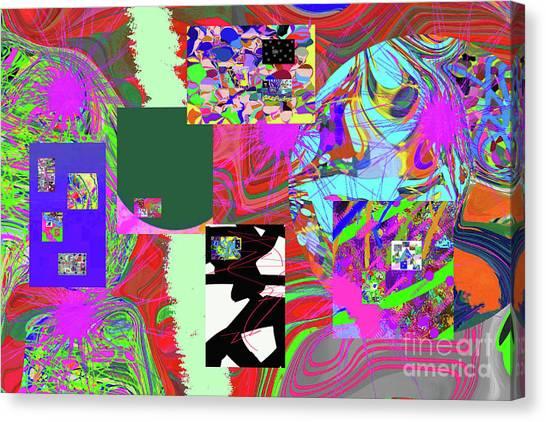 10-20-2015babcdefghijklmnopqrtuvwxyza Canvas Print