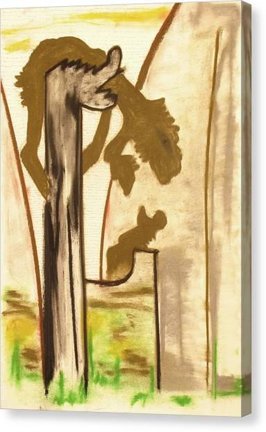 1001 Canvas Print