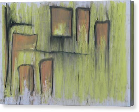 1008 Canvas Print