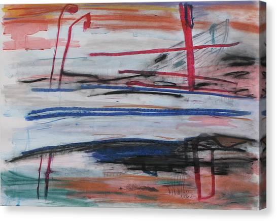 1010 Canvas Print