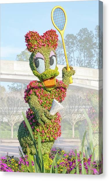 Daisy Duck Canvas Prints Fine Art America