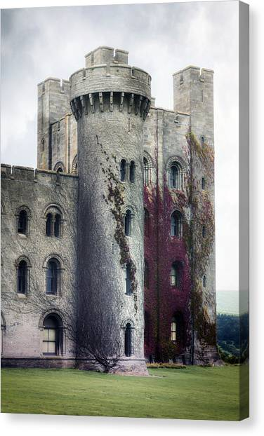 Fortification Canvas Print - Castle by Joana Kruse