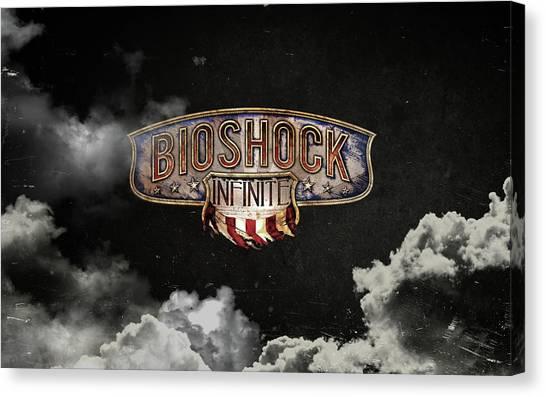 Bioshock Canvas Print - 12516 Bioshock by Mery Moon