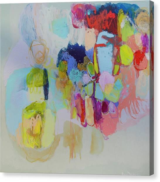 Canvas Print - 13 Minutes by Claire Desjardins