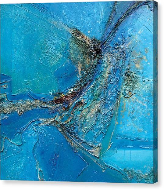 132 Canvas Print by Devakrishna Marco Giollo