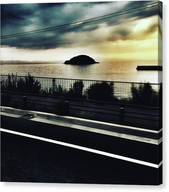Vulcans Canvas Print - Instagram Photo by Jun Kodera