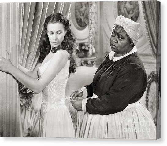 Gone With The Wind Canvas Print - Gone With The Wind, 1939 by Granger