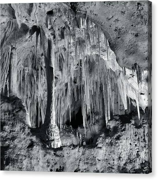 Carlsbad Caverns Canvas Print - Carlsbad Caverns by Stephen  Vecchiotti