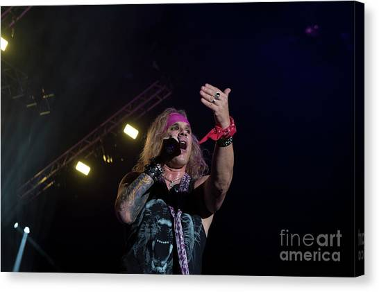Steel Panther  Canvas Print