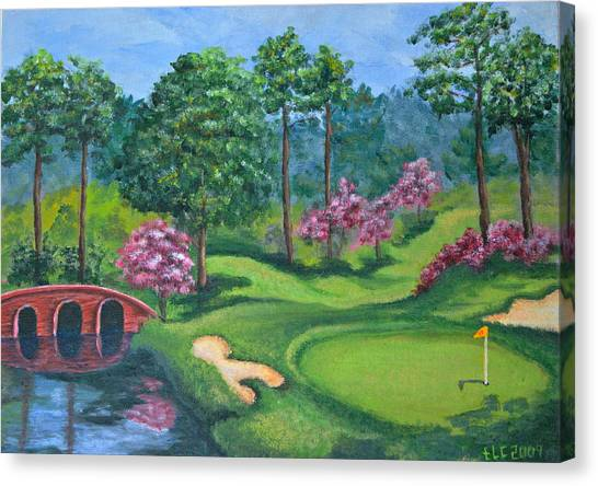 18th Hole Canvas Print
