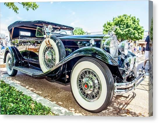 1931 Packard Canvas Print