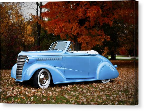 1938 Chevy Canvas Print