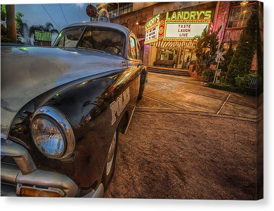 1952 Chevy  Canvas Print