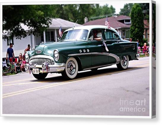 1953 Buick Special Canvas Print