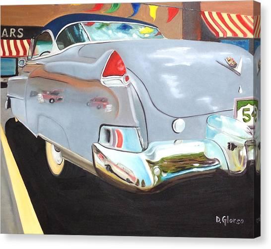 1954 Cadie Canvas Print