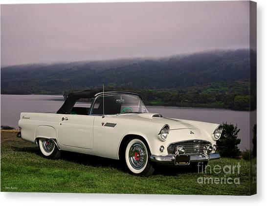 1954 ford thunderbird convertible