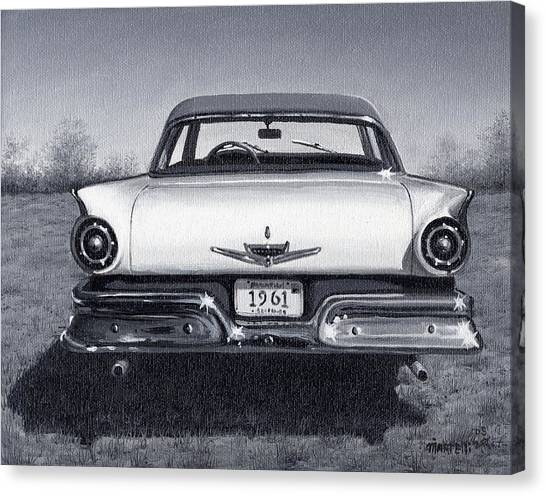 1961 Canvas Print